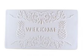 Pineapple Welcome Texture Mould