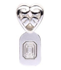 Heart Bail Silver - 5 pack