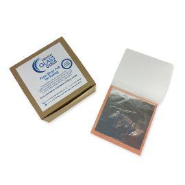 Silver foil and box