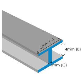 Flat - 3x4
