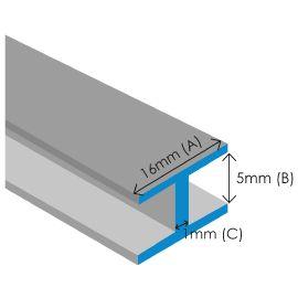 Flat - 16x5