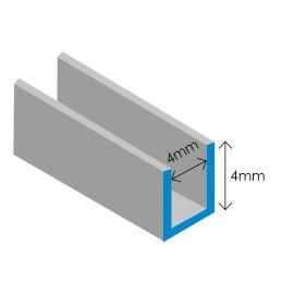 U section - 4x4