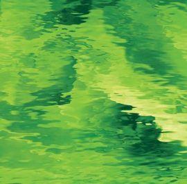 Oceanside Waterglass: Moss Green -96