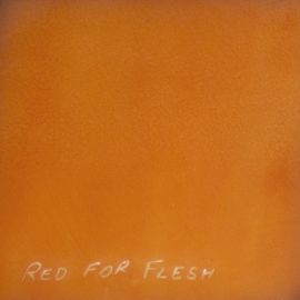 Reusche Glass Paint - Red for Flesh