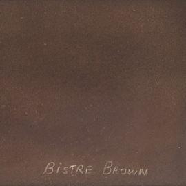 Reusche Glass Paint - Bistre Brown