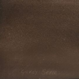 Gilroy Sepia Glass Paint