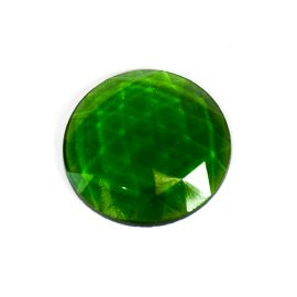 Faceted - green