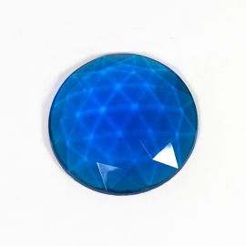 Faceted - turquoise