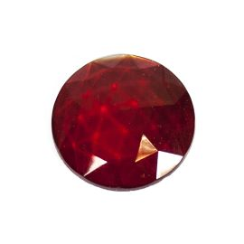 Faceted - red