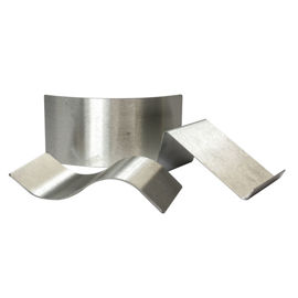 Set of 3 stainless steel moulds