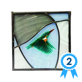Stained glass with fusing weekend