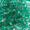 Teal Green Transparent - System 96 Frit