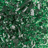 System 96 Frit - Dark Green Transparent