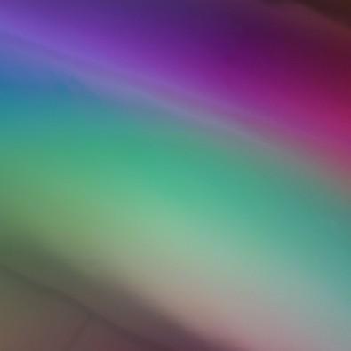 Rainbow Mix On Thin Black