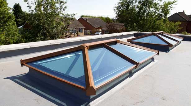 skypod lantern roof