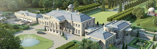 British housebuilder bringing stately home chic to Middle East
