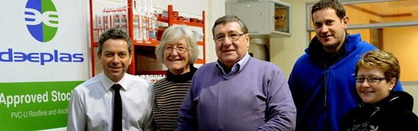 BEK Plastics Celebrates Business Success with Deeplas