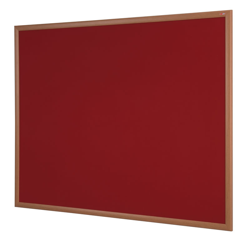 An image of Eco-Friendly Wood Framed  Noticeboards - Eco Noticeboards