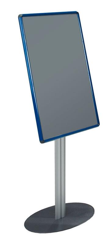 An image of Shield Freestanding Foyer Noticeboard - Indoor Noticeboards