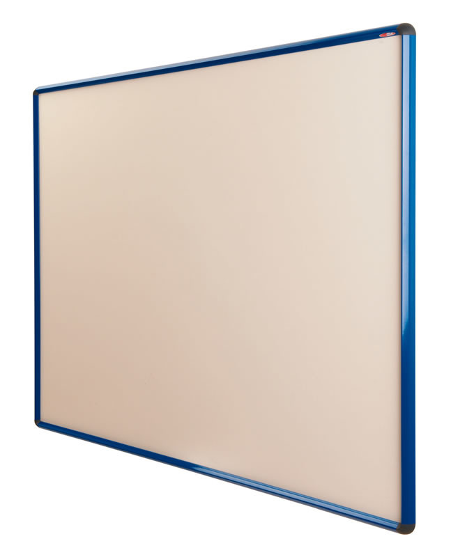 An image of Shield Framed Deluxe Whiteboard - Whiteboards