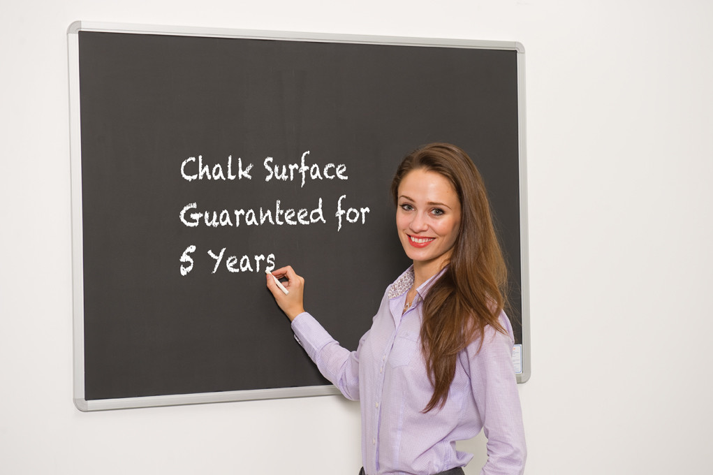 An image of PV Chalk Writing Boards - Blackboards