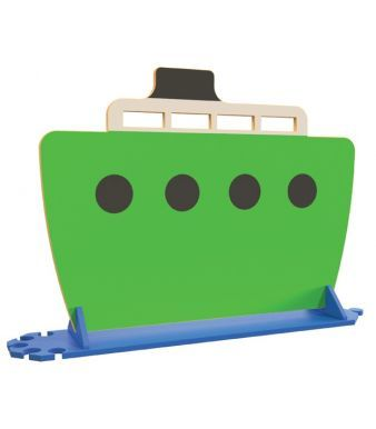 GBRD002 Green Boat