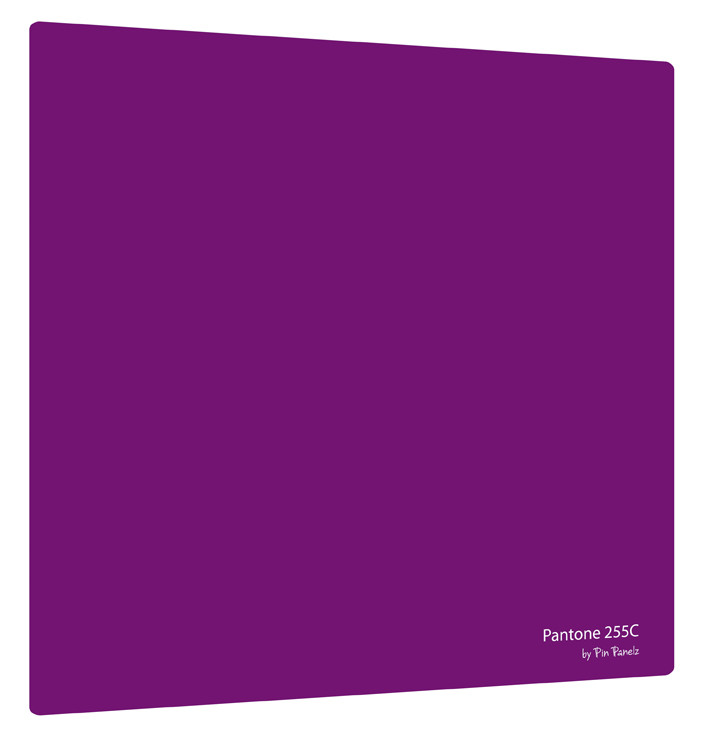An image of Pin Panelz Pantone Colours - Indoor Noticeboards