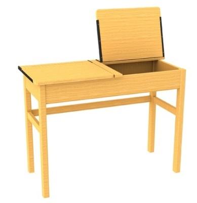 Locker Desk (Beech)