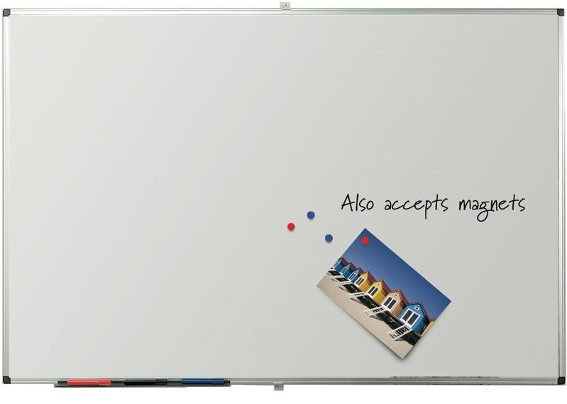 An image of Ultra-Smooth Magnetic Whiteboards - Whiteboards