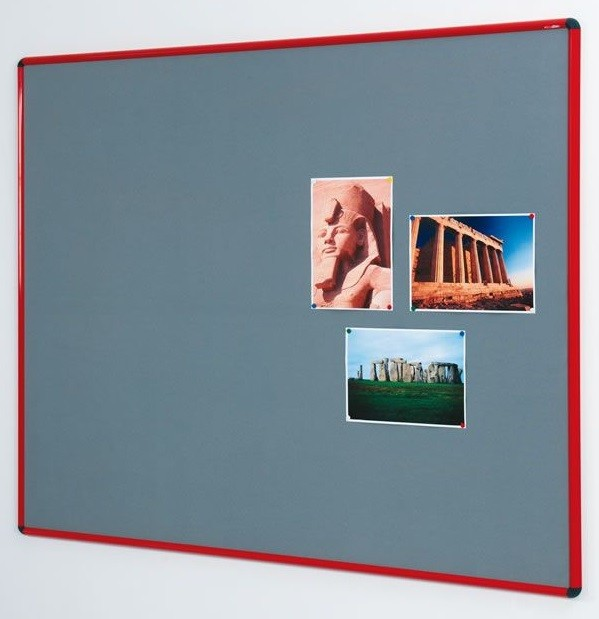 An image of Shield Deluxe Flame Retardant Notice Boards - Fire Retardant Notic...
