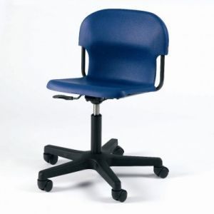 Chair 2000 Swivel Base In Blue