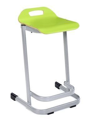 35 Series High Stools In Green