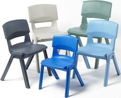 Postura Plus Classroom Chair Various Heights