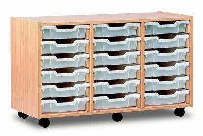Triple-Shallow-Storage-Unit, -compressor