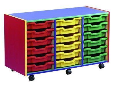 Triple-Shallow-Storage-Unit -compressor