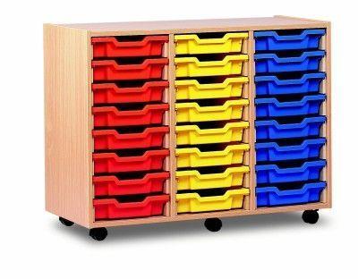 Triple-Shallow-Storage-Unit ,-compressor