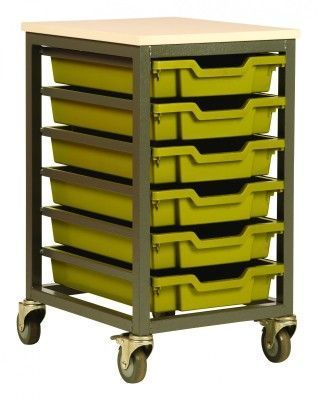 Metal-Mobile-Tray-Storage, -compressor