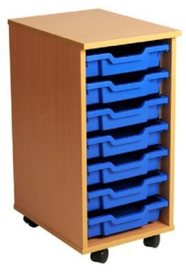 Aztec-7-Tray-High-Mobile-Storage,-compressor
