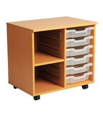 2x6-Shallow-Shelf-Clear-PSU04V-compressor