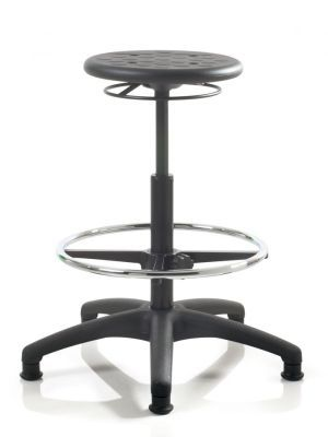 PU Techno High Rise Stool