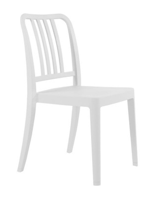 Lima Outdoor Chair Artic White