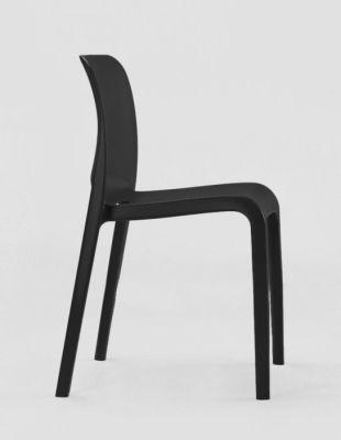 POP General Purpose Black Chair