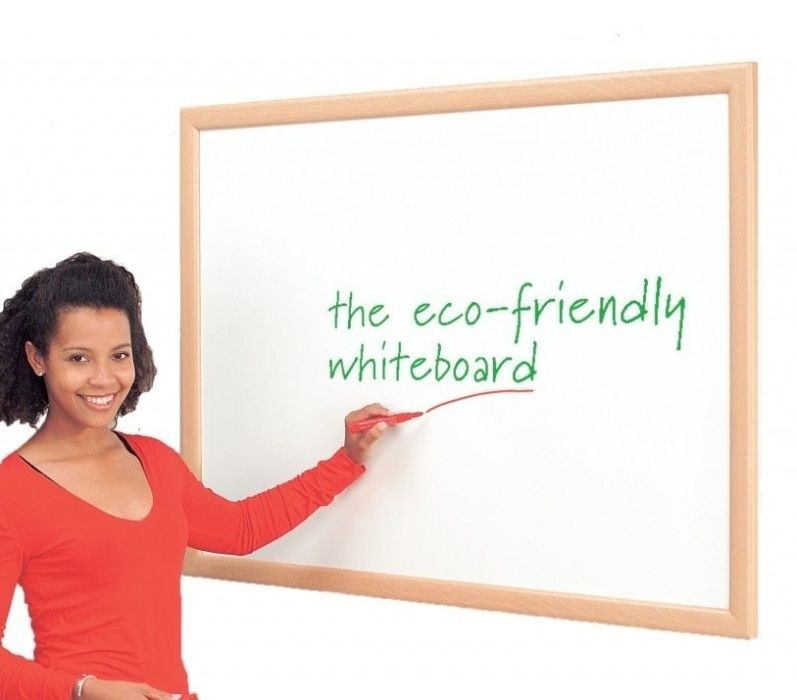 An image of Eco-friendly EF Whiteboards - Whiteboards