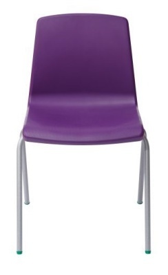 Nemus Classroom Chair Front View