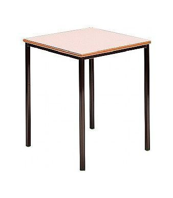 Ms Square Fully Welded Tables Beech Top