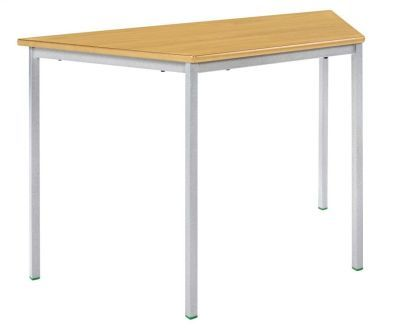 Welded Classroom Tables Ms Trapezoid Edu Quip