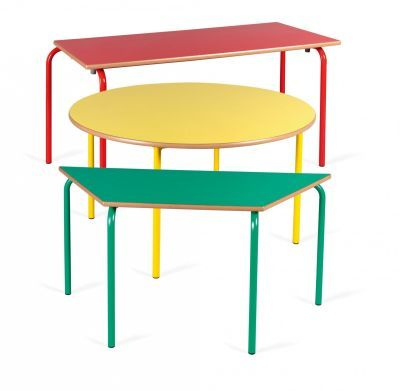Standard Nursery Tables Group
