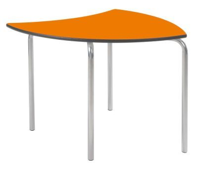 Leaf Modular Table Orange Top