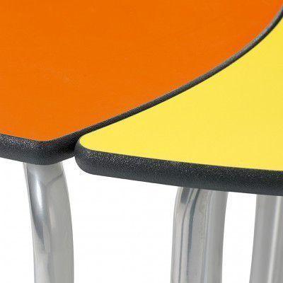 Leaf Modular Tables Detail Shot