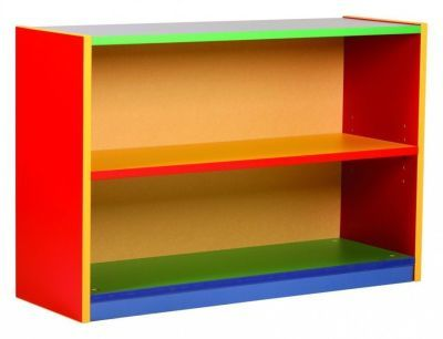 Colourful Colour My World Bookcase